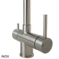 Смеситель для кухни Fabiano FKM 31.6 S/S Inox