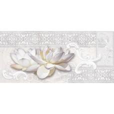 Декор Интеркерама Rene 23x50 серый (071-1)
