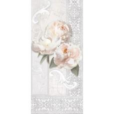 Декор Интеркерама Rene 23x50 серый (071-2)