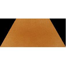 Декор Paradyz Aquarius 12,6x29,6 beige trapez