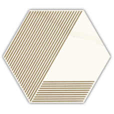 Декор My Way Paradyz Calacatta Hexagon A 17,1X19,8