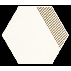 Декор My Way Paradyz Calacatta Hexagon В 17,1X19,8