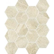 Мозаика Paradyz Sunlight Stone beige hexagon 22X25,5