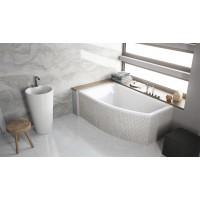 Ванна Radaway Sitera 150x85 левая + ножки (WA1-32-150x085L)