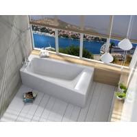 Ванна акриловая Roca Easy 150x70 с ножками (A248196000)