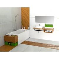 Ванна акриловая Roca Linea 150x70 с ножками (A24T010000)