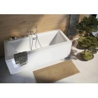 Ванна акриловая Roca Vita 180x80 с ножками (A24T074000)