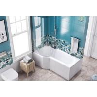 Ванна Excellent Be Spot 1600x800 левая (WAEX.BSL16WH)