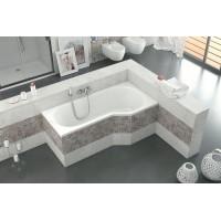 Ванна Excellent Be Spot 1600x800 правая (WAEX.BSP16WH)