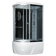 Гидробокс Miracle F76-3W R 120x85 cерое стекло