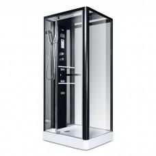 Гидробокс Miracle NA112-3A 100x80 прозрачное стекло