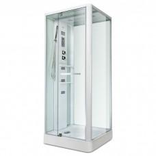 Гидробокс Miracle NA112-3 100x80 прозрачное стекло