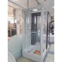 Гидробокс Miracle NA114-3 100x80 прозрачное стекло