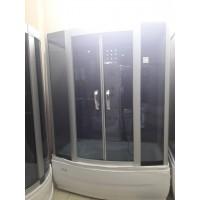 Гидробокс Miracle TS8002 150x85 cерое стекло