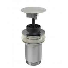 Донный клапан Alcaplast A396 для умывальника без перелива 5/4, цельнометаллический