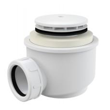 Сифон Alcaplast A47B-50 для душевого поддону белый