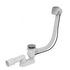 Сифон Alcaplast A51CRM для ванны автомат комплект хромирован