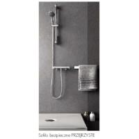 Боковая стенка  Aquaform HD COLLECTiON 100 прозрачное стекло (103-09379)