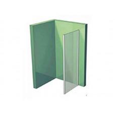Боковая стенка  Aquaform NiGRA 80  прозрачное стекло (103-09370)