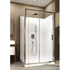 Боковая стенка  Aquaform SUPRO PRO 100 прозрачное стекло (103-09327)