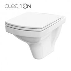 Унитаз подвесной Cersanit Easy CLEAN ON без сидения