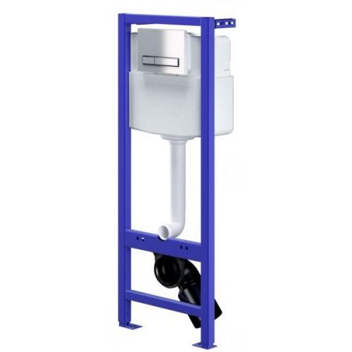 Инсталляционная система Cersanit Hi-TEC без кнопки (00700)