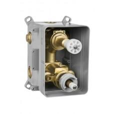 Бокс скрытого монтажа с термостатическим переключателем на душ Deante Box (BXX X44T)