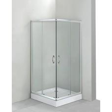 Душевая кабина Deante Funkia 90x90 прозрачное стекло KYC 041K
