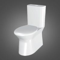 Компакт половой Devit Aurora 2.0 с крышкой из дюропласта soft close (3110128)