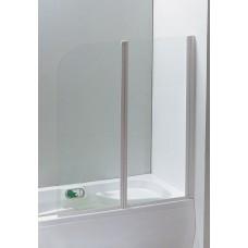 Штора для ванны Eger 120x138 прозрачное стекло (599-121W)