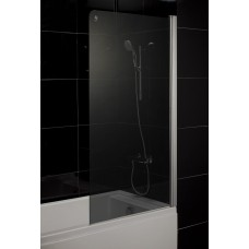 Штора для ванны Eger 80x150 тоноване стекло, права (599-02 grey)