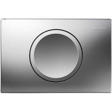 Кнопка Geberit Delta 11 для инсталляции, хром матовый (115.120.46.1)