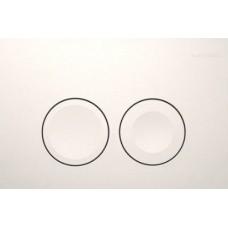 Кнопка Geberit Delta 21 для инсталляции, белая (115.125.11.1)