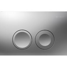 Кнопка Geberit Delta 21 для инсталляции, хром матовый (115.125.46.1)