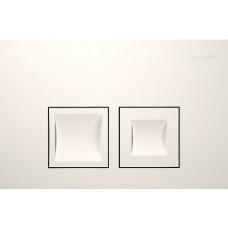 Кнопка Geberit Delta 50 для инсталляции, белая (115.135.11.1)