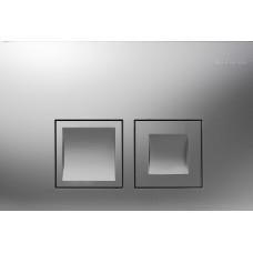 Кнопка Geberit Delta 50 для инсталляции, хром матовый (115.135.46.1)