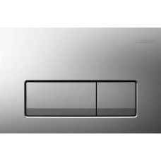 Кнопка Geberit Delta 51 для инсталляции, хром матовый (115.105.46.1)