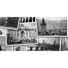 Декор Golden Tile Absolute Collage 30x60 (Г2С411)