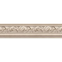Фриз Golden Tile Gobelen 25x6 бежевый (701401)