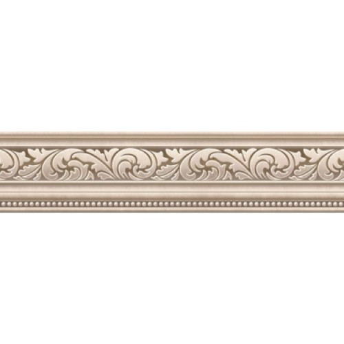 Фриз Golden Tile Gobelen 25x6 бежевый (701401)