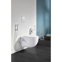 Набор Grohe Bauedge гигиеничный душ со смесителем скрытого монтажа (28512001)