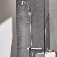 Душевая система Grohe Euphoria 180 shower system+diverter (27421001)
