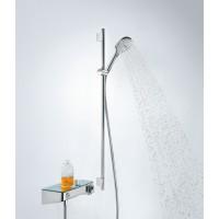 Душевой набор Hansgrohe Raindance Select E 120 3jet хром/белый (26621400)
