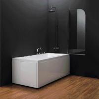 Штора для ванны Koller Pool 75x140 Clear прозрачное/левая QP93