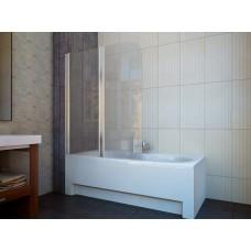 Штора для ванны Koller Pool 115x140 Clear прозрачное/левая QP95