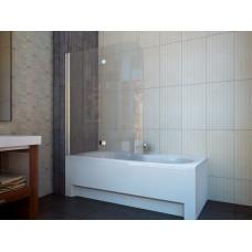 Штора для ванны Koller Pool 115x140 Clear прозрачное/левая QP97