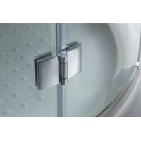 Штора для ванны Koller Pool 115x140 Clear прозрачное/права QP97