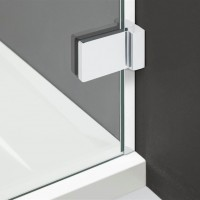 Боковая стенка Radaway Euphoria S1 100 прозрачное стекло (383052-01)