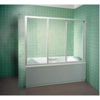 Штора для ванны Ravak AVDP3-120 белый/Grape (40VG0102ZG)