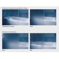 Штора для ванны Ravak 10CVS2-100 R сатин/Transparent (7QRA0U03Z1)